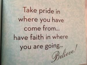 pride believe