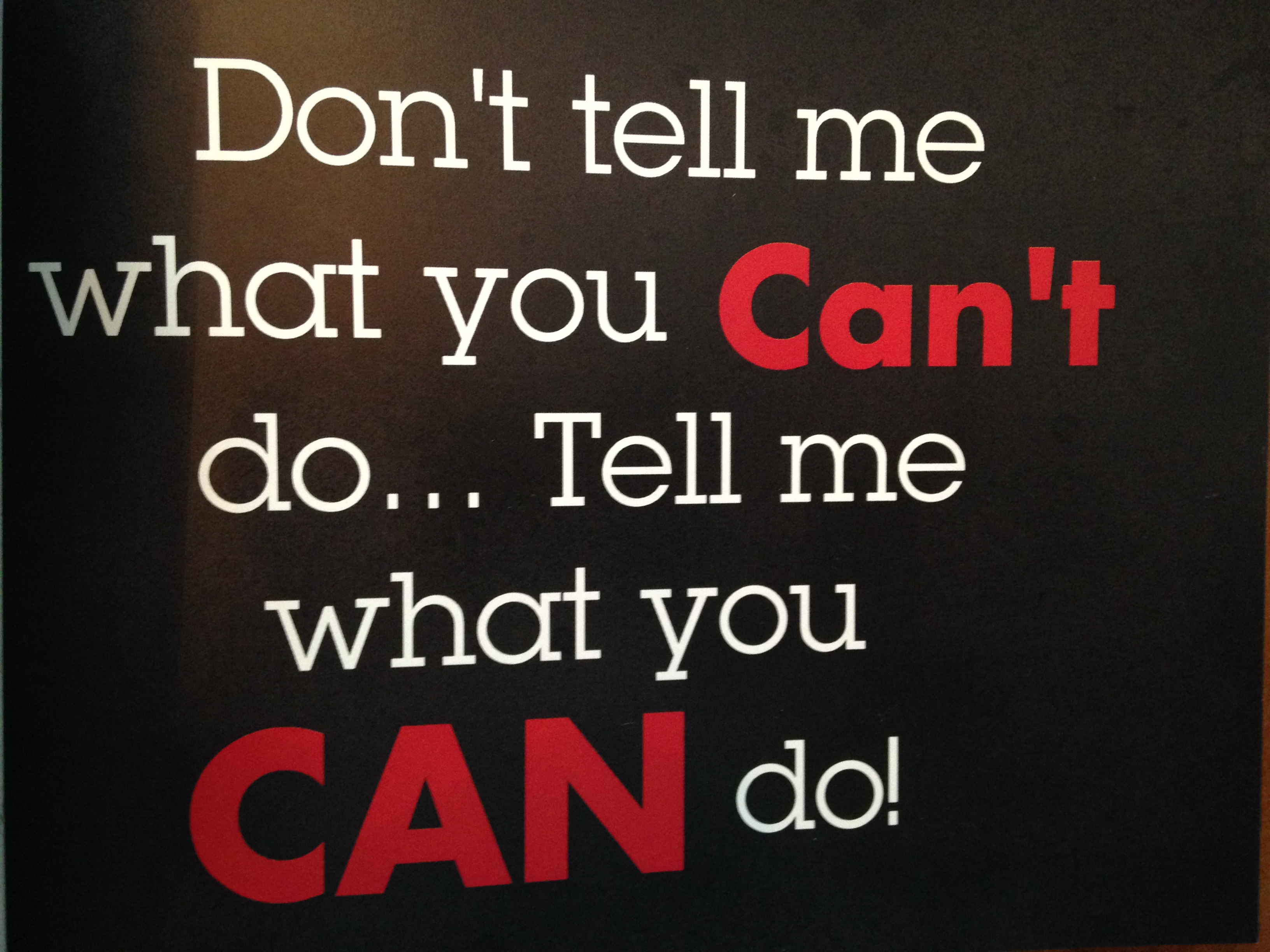 84. If You Can't Stop Thinking About It, Don't Stop Working For It ...